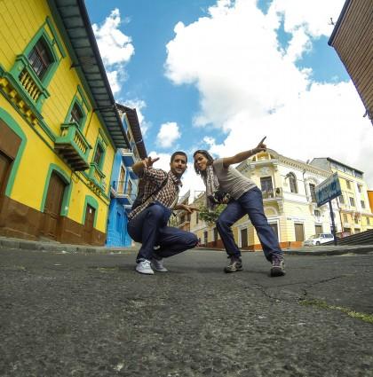 Quito, que voilà !