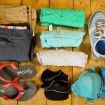 Faire son sac à dos pour 6 mois en Amérique du Sud
