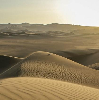 Huacachina et les dunes de sable