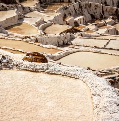 Du sel de Guérande au Pérou ?