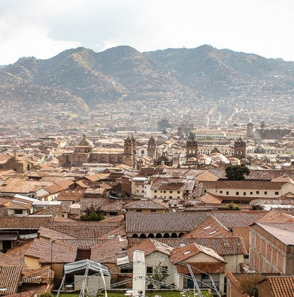 Cusco, on a pris notre temps !