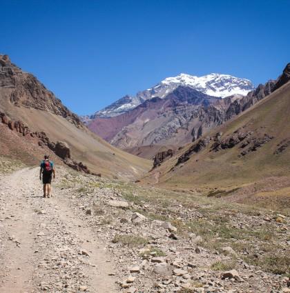 L'Aconcagua et le début du Road Trip, cap au Nord !