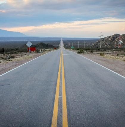 En route pour Salta…